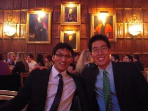 by Ashish P., M&T Class of 2013 (pictured on left)