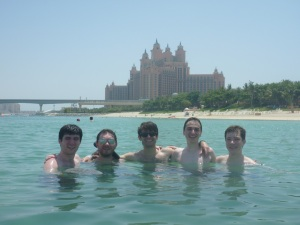 Invitation to the Atlantis Dubai!