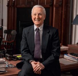 Dr. William F. Hamilton, M&T Program Director
