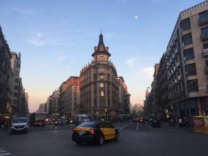 Sophia Moses WIP Trip 2017 - Streets of Madrid